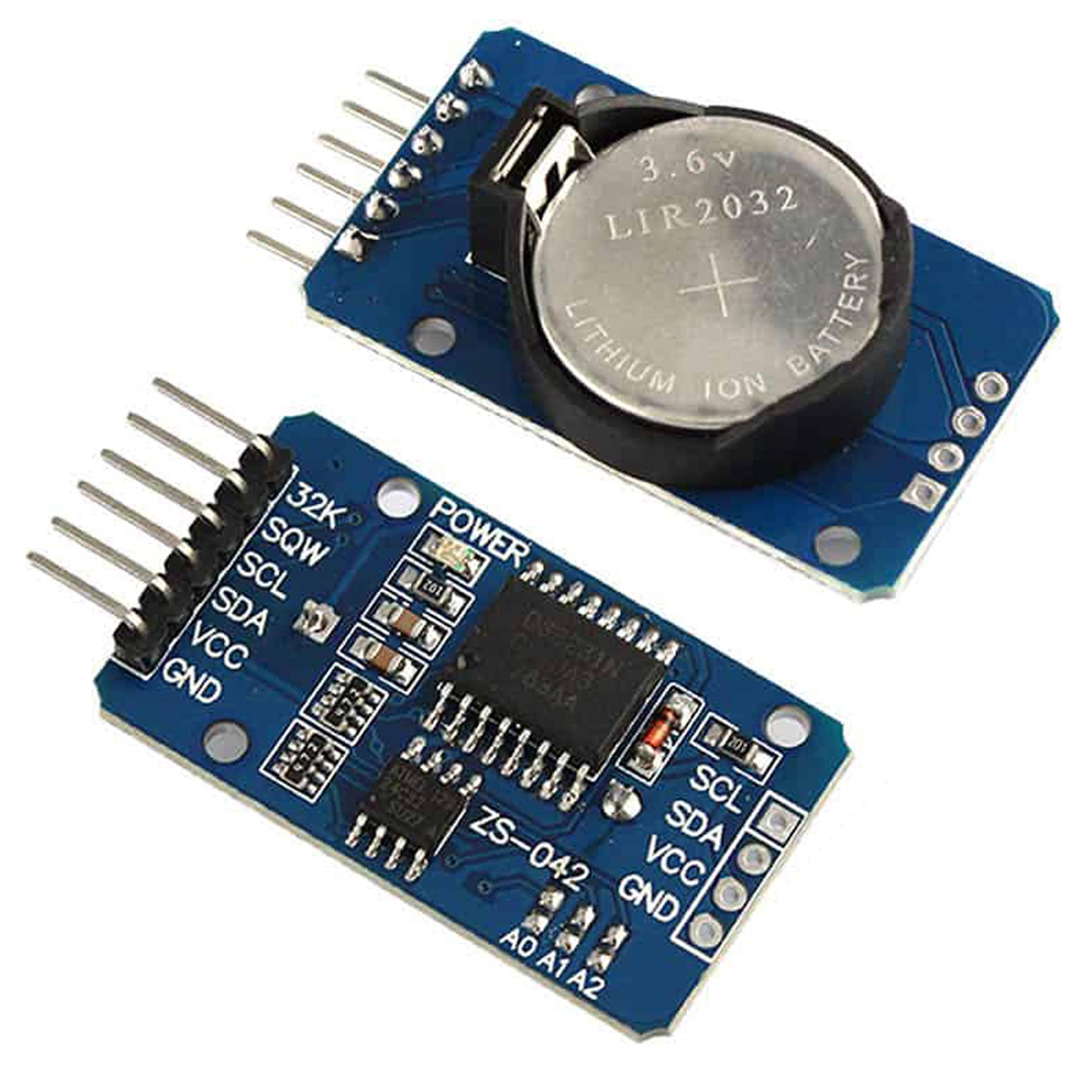 Hướng dẫn sử dụng module DS3231 Real Time hẹn giờ tắt thiết bị
